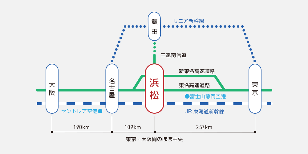 浜松map