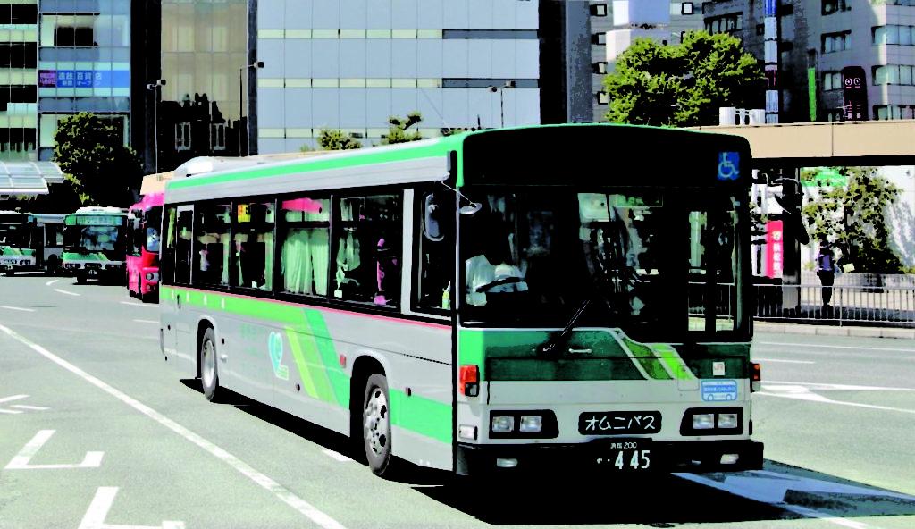 【パート】バス運転手